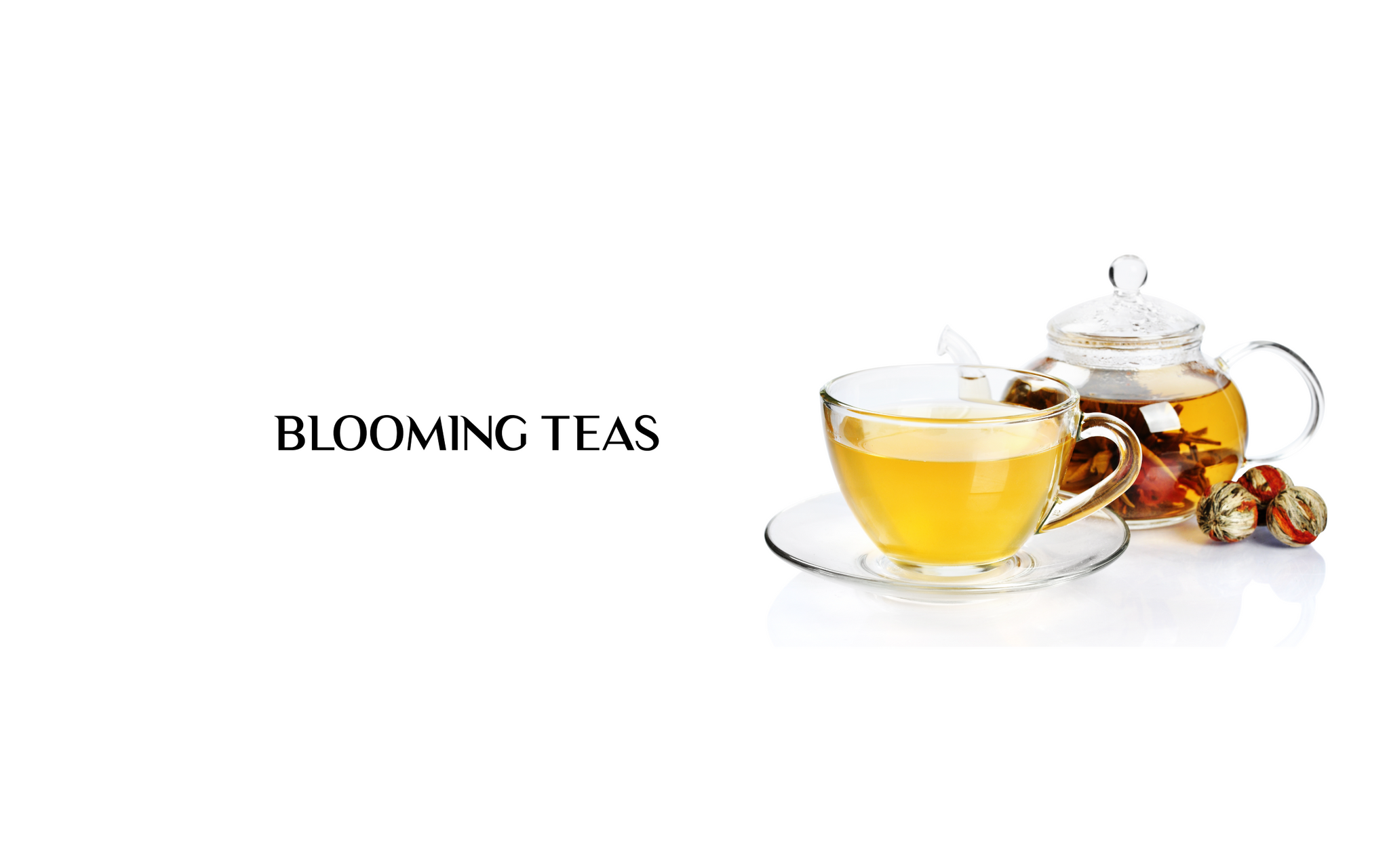 Blooming Teas