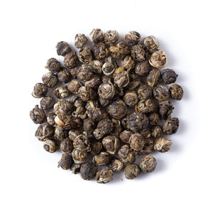 Organic Jasmine Dragon Pearls - Tea Mansion