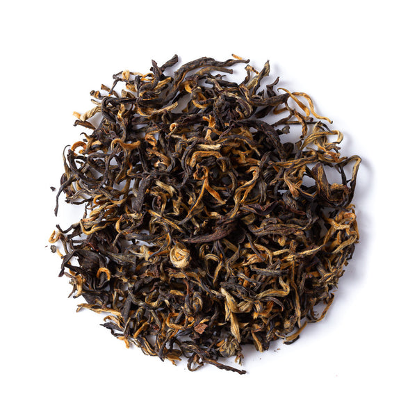 Organic Black Golden Monkey - Tea Mansion
