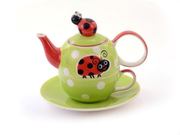 Molly Teapot For One - Tea Mansion