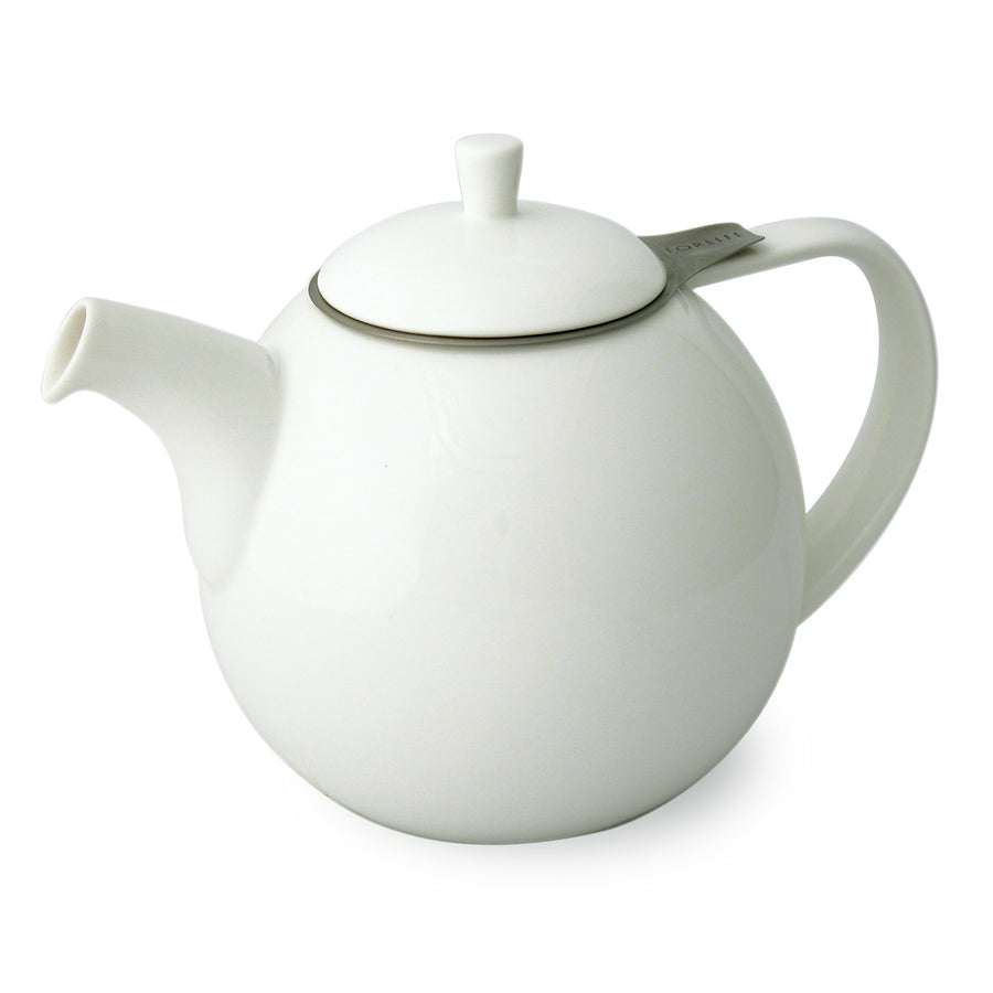 Curve Teapot - Tea Mansion