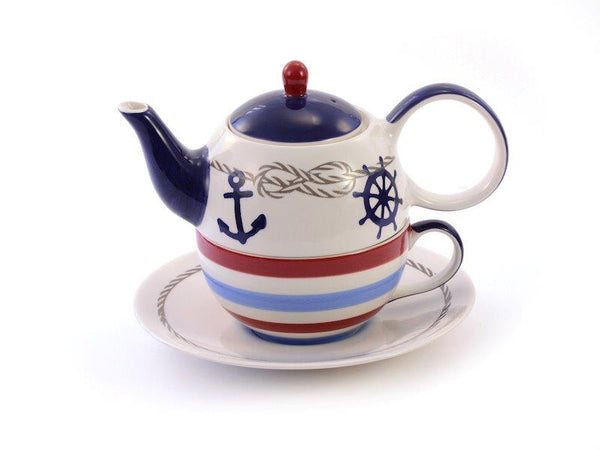 Sailor's Teapot for One - Tea Mansion