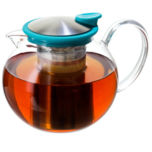 Bola Glass Teapot - Tea Mansion