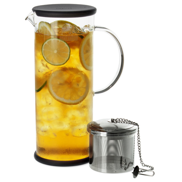 Slim Infuser Jug - Tea Mansion
