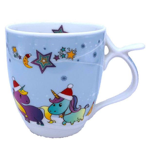 Milli  Unicorn Tea Mug