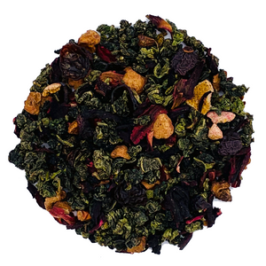 Organic Very Berry Oolong