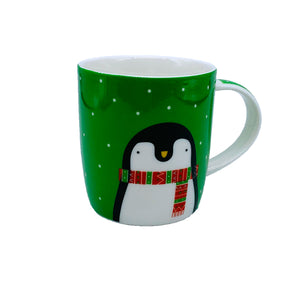 Let It Snow Tea Mug
