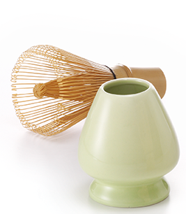 Matcha Whisk Holder - Tea Mansion