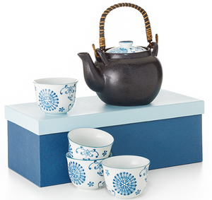 Sia Teapot Set - Tea Mansion