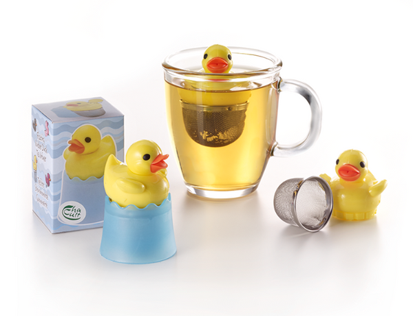 Lucy Duck Infuser - Tea Mansion