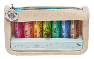 Lip Balm Travel Set - Tea Mansion