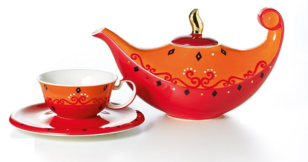 Aladdin Teapot Set - Tea Mansion