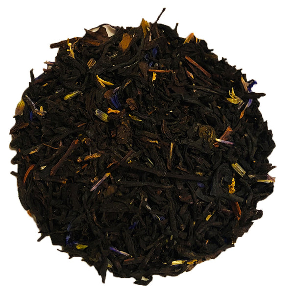 Organic English Lavender Earl Grey - Tea Mansion