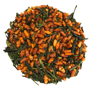 Organic Genmaicha - Tea Mansion
