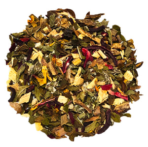 Organic Hibiscus Treat - Tea Mansion