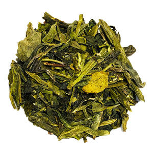 "Organic Imperial Dragonwell ""Lung Chin"" - Tea Mansion"