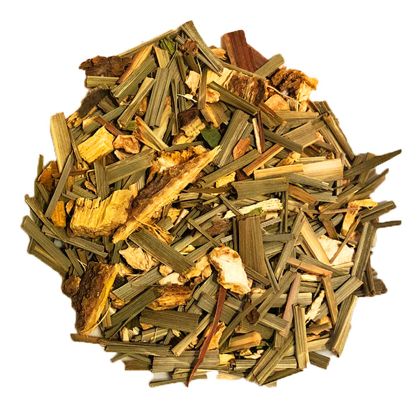 Organic Lemongrass Ginger - Tea Mansion