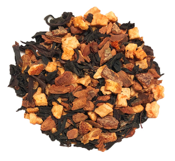 Organic Pumpkin Spice Oolong - Tea Mansion