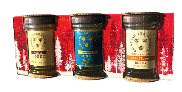 Honey Sampler Gift Set - Tea Mansion