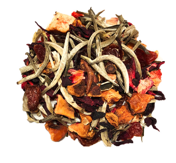 Organic Secret of Youth (Compared to Teavana Youthberry) - Tea Mansion