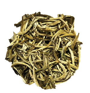 Organic Silver Needle - Tea Mansion
