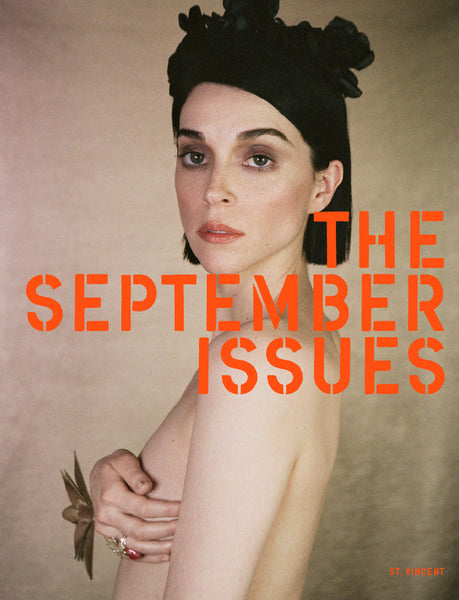 ISSUE #1 ST. VINCENT