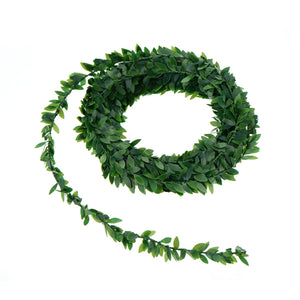 7.5m Artificial Ivy Garland Foliage Green Leaves Simulated Vine