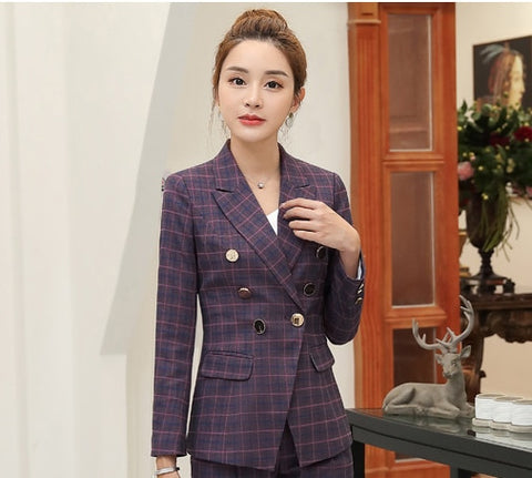 High quality professional women's suits