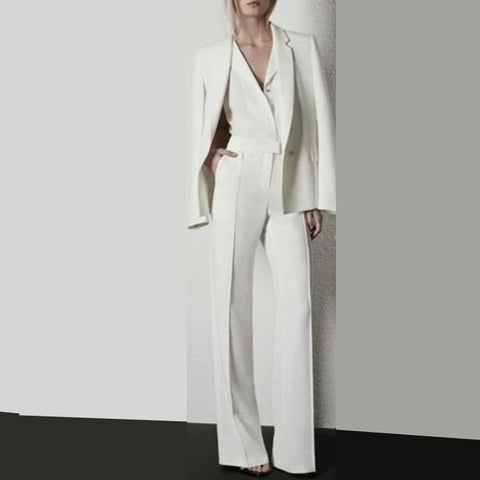 Fashionable women suits Women work clothes Hand Tailored