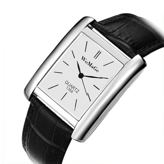 Top Brand Leather Strap Women Watch