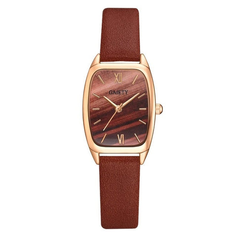 Exquisite small simple women dress watches