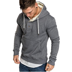 Autumn Winter Hooded Sweatshirts Men's Hoodies