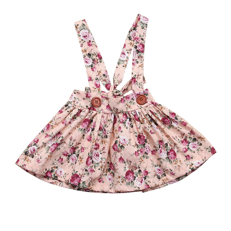 New Girls Dresses Summer Fashion Toddler Kids