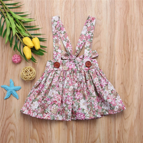 Image of New Girls Dresses Summer Fashion Toddler Kids