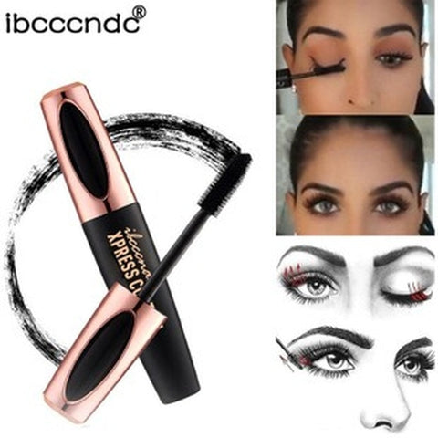 Image of 4D Silk Fiber Eyelash Mascara Waterproof
