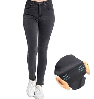 Women's High Waist Skinny Jeans