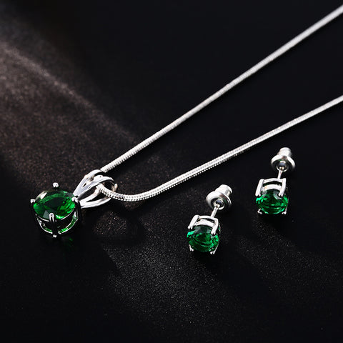 CARSINEL Necklace Earring Jewelry Sets