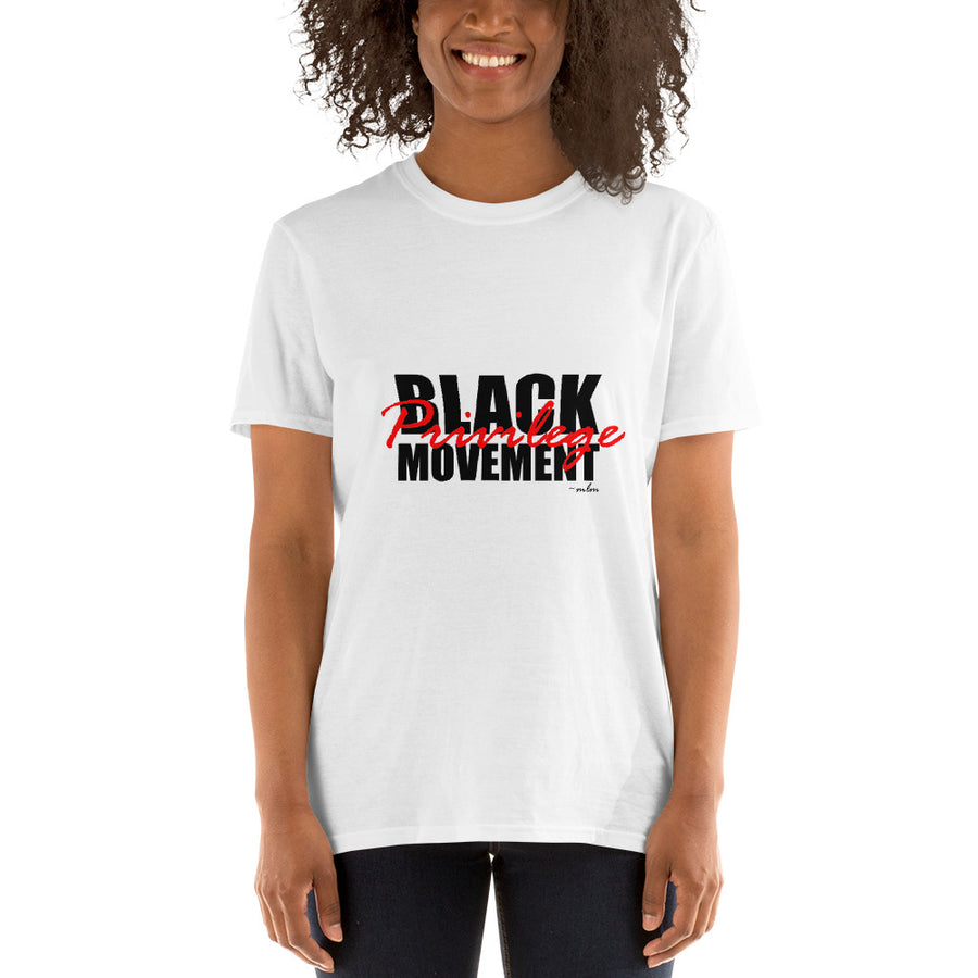 The Black Privilege Movement Tee