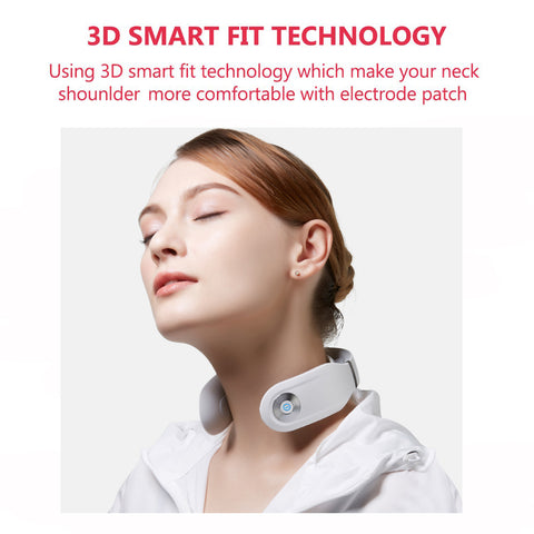 Image of Smart Neck Massager, 3D Digital Vertebra Muscle Massage Machine