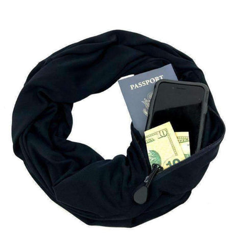 Image of Scarf To Go - Pocket Infinity Scarf