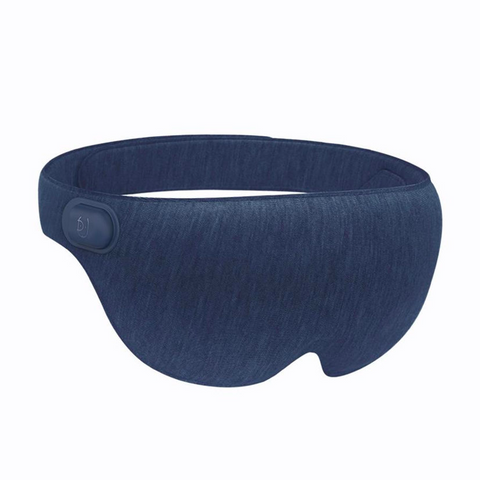 3D Stereoscopic Hot Compress Eye Mask Relieve for Work Study