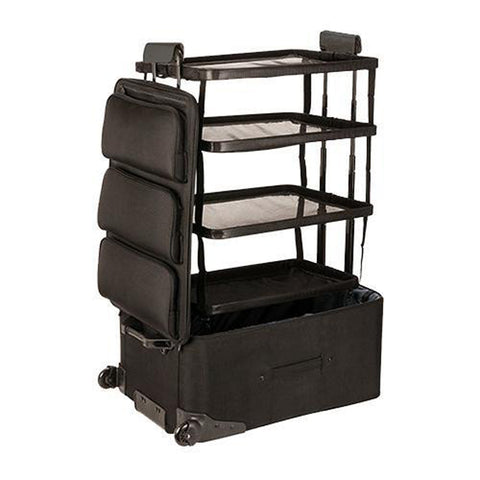 YIJIAOYUN  Space-Saver Shelf Luggage
