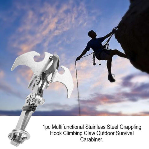 Image of Multifunctional Stainless Steel Gravity Hook
