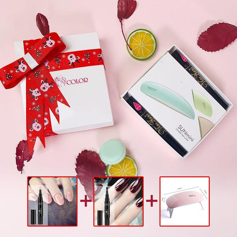 3 In 1 Gel Nail Polish Pen (YIJIAOYUN)