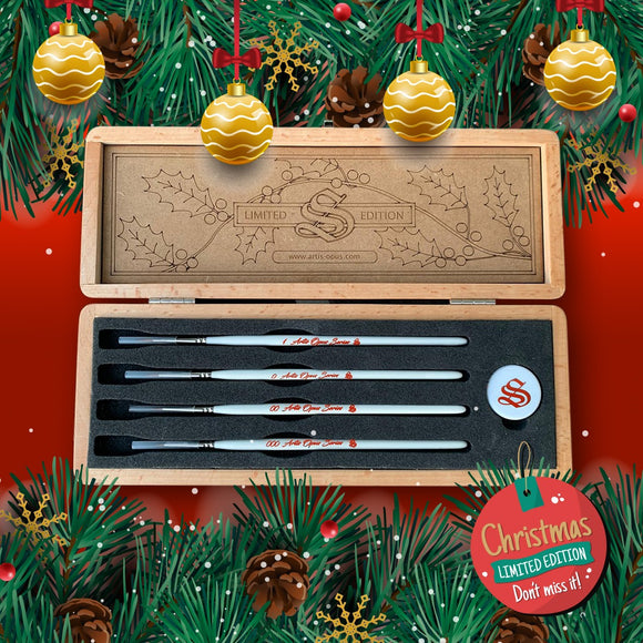 Series S - Brush Set - Christmas Edition (Limited) - Pre Order