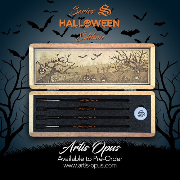 Series S - Brush Set - HALLOWEEN Edition (Limited)