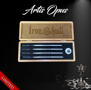 Series S - Brush Set - IronSkull Edition (Limited Release)