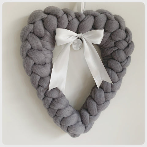 Decorative Heart (Approx. 32cm x 32cm)