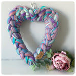 Fairytale Decorative Heart (approx. 32cm x 32cm)