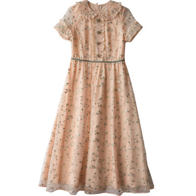 Rose's Vintage Cute Floral Dress